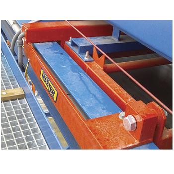 Cântar Bandă Transportoare 211 - Pentru capacități medii și mari